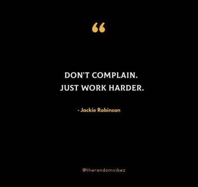 Motivational Quotes By Jackie Robinson