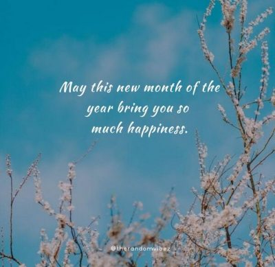 New Month Inspirational Quotes