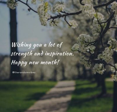 New Month Motivational Quotes