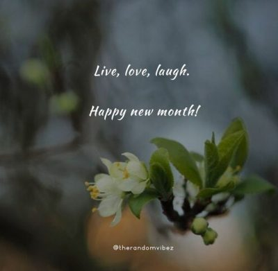 New Month Quotes Images