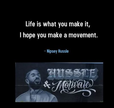 Nipsey Hussle Quotes Images