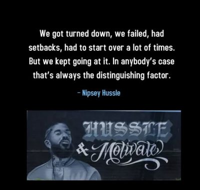 Nipsey Hussle quotes about Lauren London