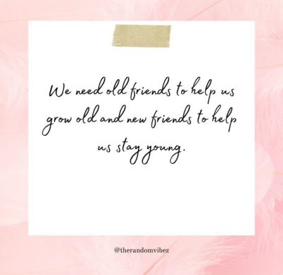 Old Best Friends Quotes