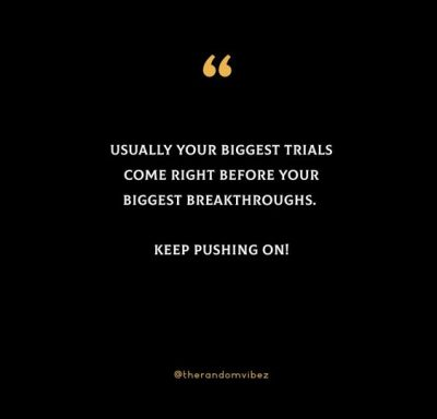 Push Yourself Motivational Quotes