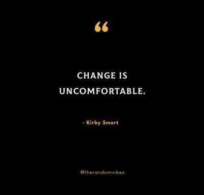 Quotes About Being Uncomfortable