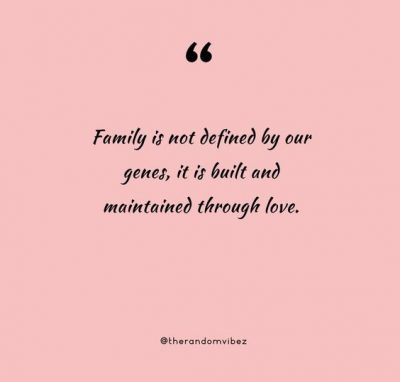 Quotes About Blending Families
