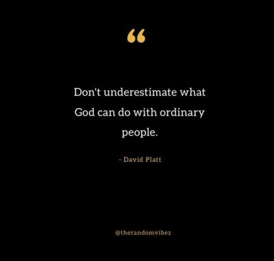 Quotes About Underestimation