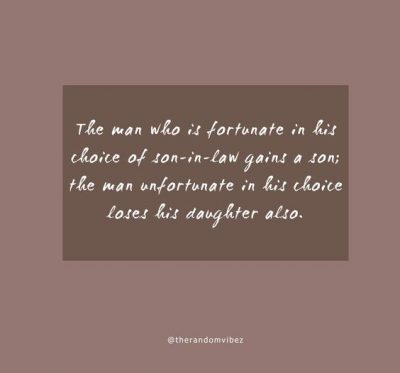 Quotes For Son In Law