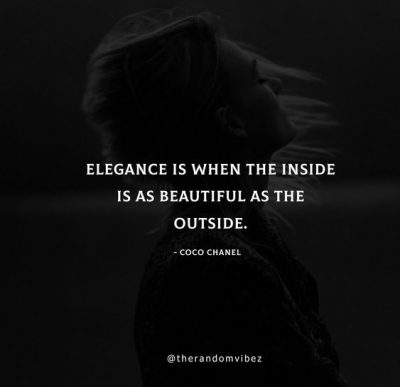 Quotes on Being Classy Women