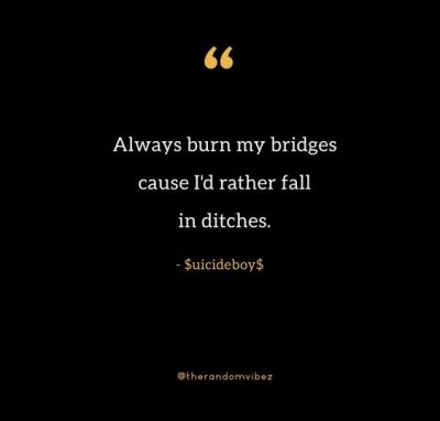 Suicideboys Quotes From Songs