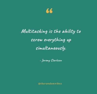Multitasking Quotes Funny