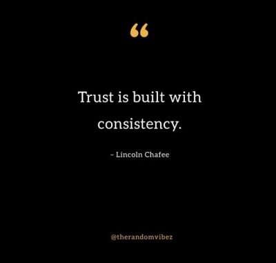 Stay Consistent Quotes