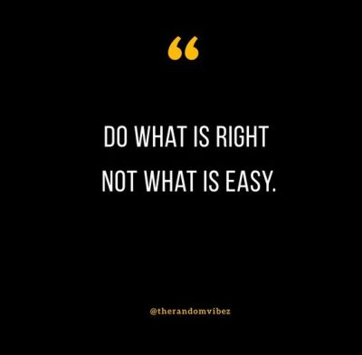 Do The Right Thing Quotes