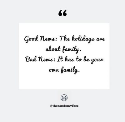 Funny Family One Liners