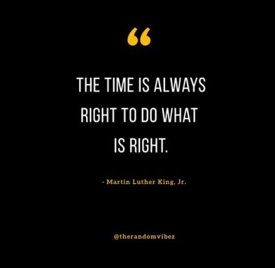 MLK Quotes Do The Right Thing
