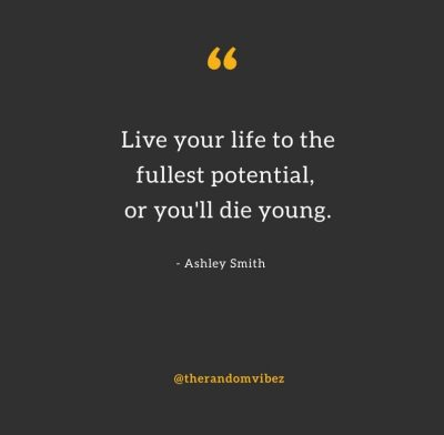 Quotes About A Friend Dying Young
