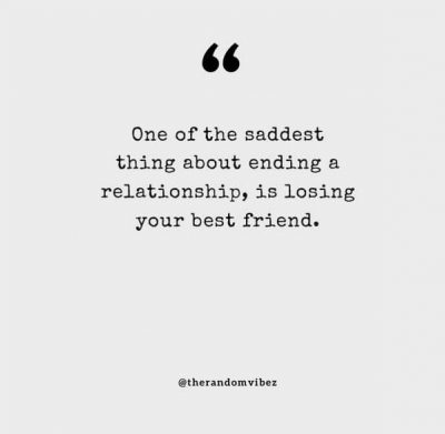 Quotes On End of Relationship