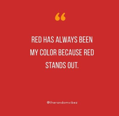 Sassy Quotes Lady In Red