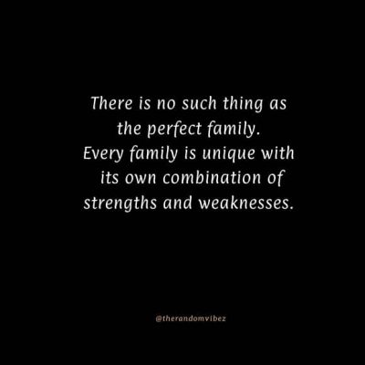 Deep Dysfunctional Family Quote