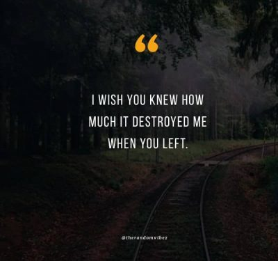 Feeling Lost Without You Quotes