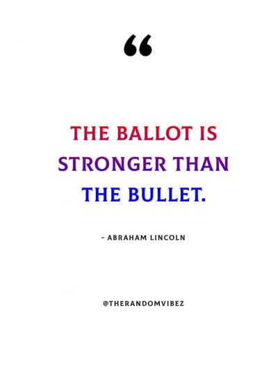 Importance Of Voting Quotes Images