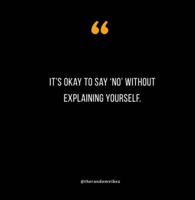 Learn To Say No Quotes