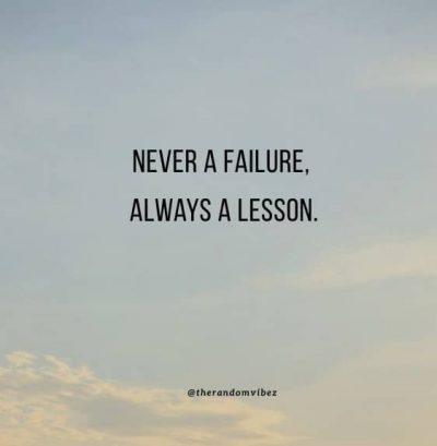Lessons Learned Quotes
