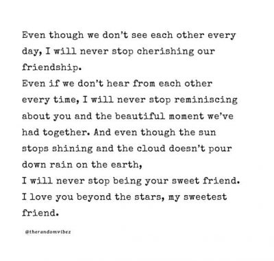 Long Friendship Quotes Images