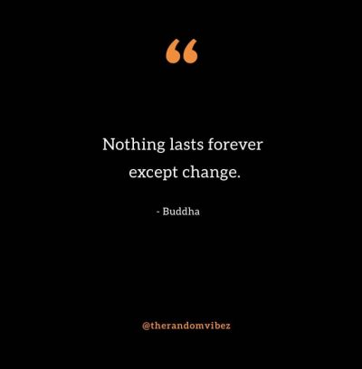 Nothing Is Forever Quotes
