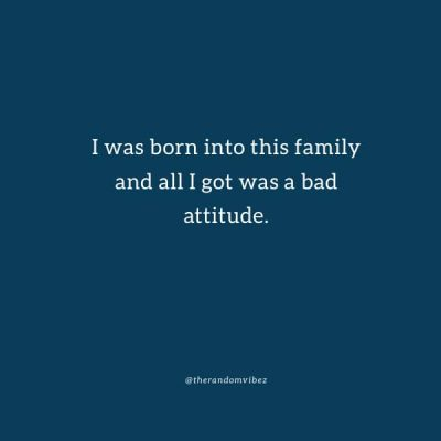 Quotes About Dysfunctional Family