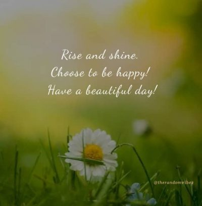 Rise And Shine Quotes Images