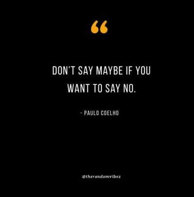 Saying No Quotes Pictures
