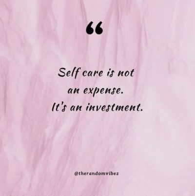 Self Care Quotes Pictures