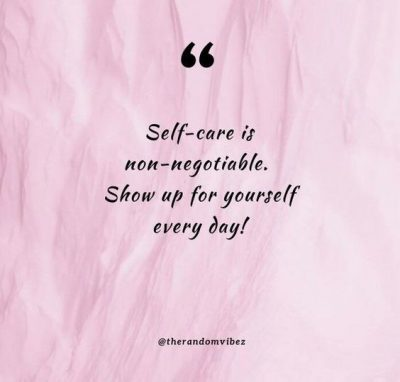 Selfcare Quotes