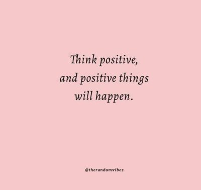 Short Positive Quote Of The Day