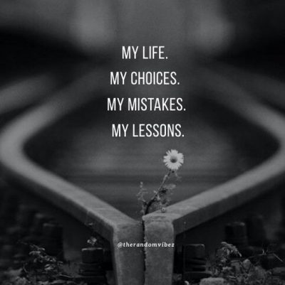 Short Quotes about Life Lessons