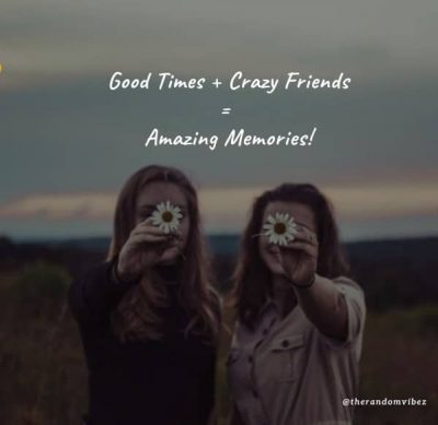 Spending Time With Friends