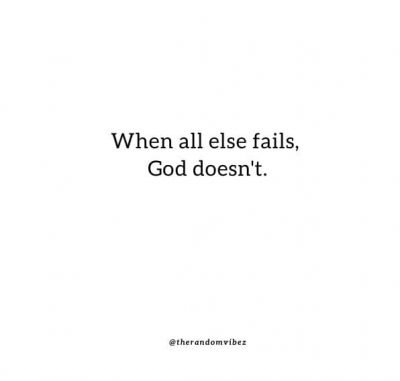 When All Else Fails Quotes