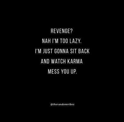 Funny Sit Back And Watch Quotes