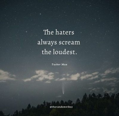 Quotes About Hating Someone