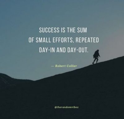 Success Quotes from Successful People