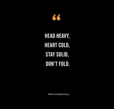 Being Solid Quotes