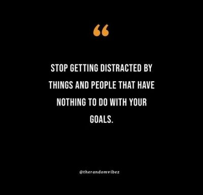 Distraction Quotes Images
