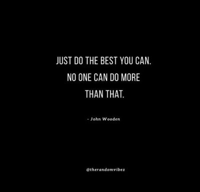 Do The Best You Can Quotes Images