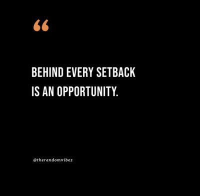 Encouraging Setback Quotes