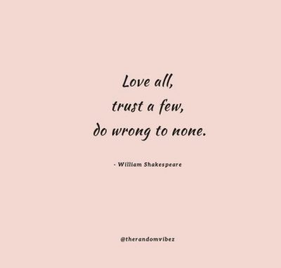 Famous Love All Quotes