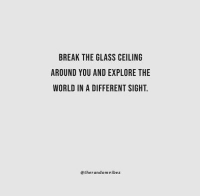Glass Ceiling Quotes