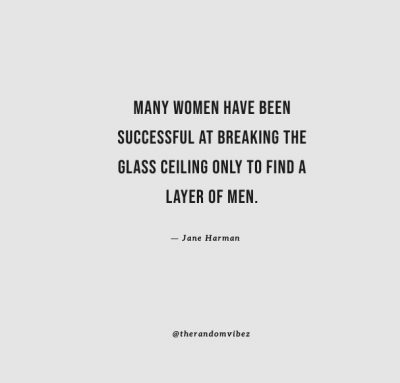 Glass Ceiling Quotes Images