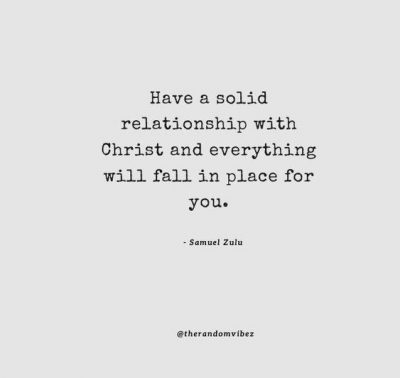 Godly Relationship Quotes Images
