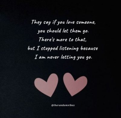 If You Love Someone Quotes Let Go
